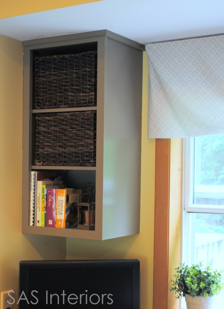 Remodelaholic Upgrade Cabinets By Building A Custom