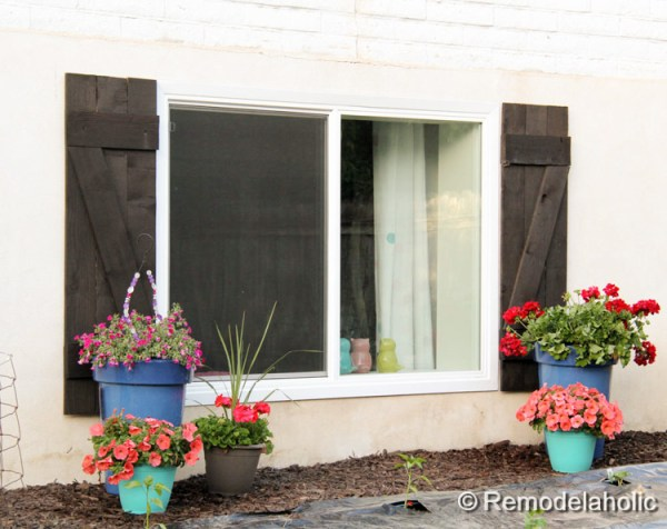 Build Your Own Wood Shutters For Under 40