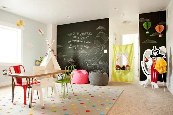Land Of Nod Playroom 6th Street Design School Via Remodelaholic