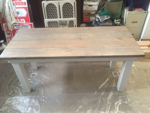 farmhouse table 1