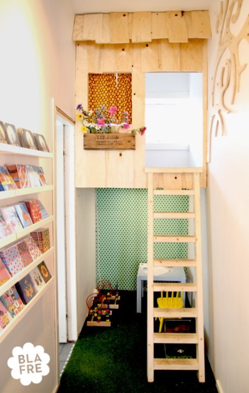 Remodelaholic Top Ten Indoor Kids Play Areas And Link Party