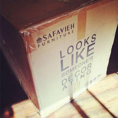package from wayfair