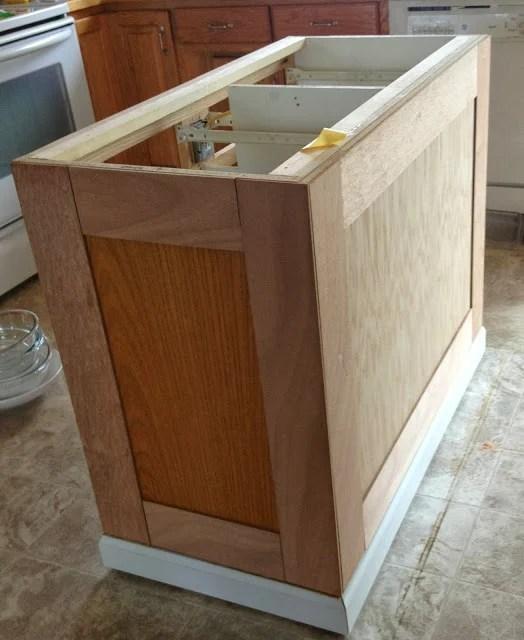 Remodelaholic Budget Friendly Board And Batten Kitchen