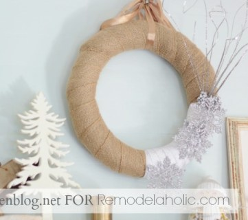 winter wreath featured image