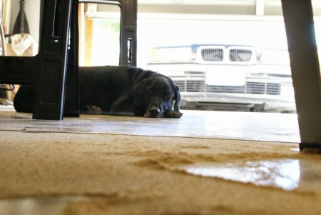 work helper, featured on Remodelaholic
