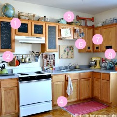 Kitchen Rental Kids Play Kitchens How To Bring Personality Your Remodelaholic
