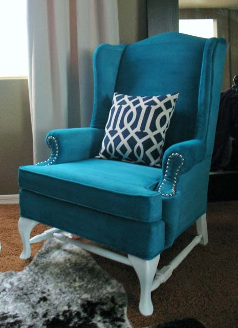 Remodelaholic How To Restore An Old Leather Chair