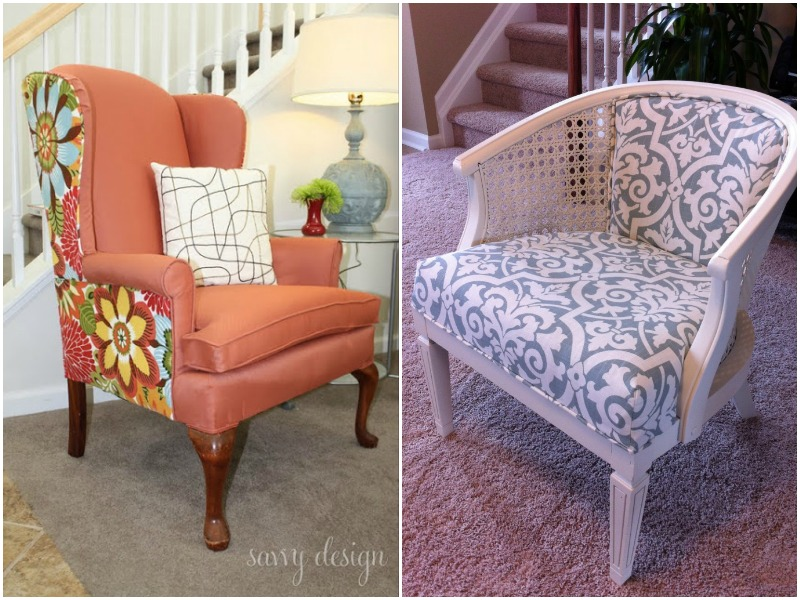 Brilliant Remodelaholic How To Restore An Old Leather Chair Ocoug Best Dining Table And Chair Ideas Images Ocougorg