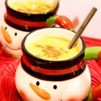 Sugar Free Pumpkin Steamers Recipe-3 cropped