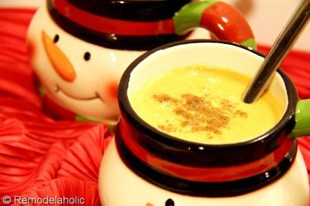 Sugar Free Pumpkin Steamers Recipe-4