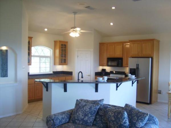 builder grade kitchen before, The Rozy Home featured on Remodelaholic