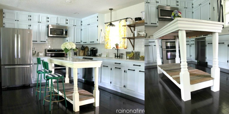 Remodelaholic | 1960's Ranch Kitchen Renovation With Custom