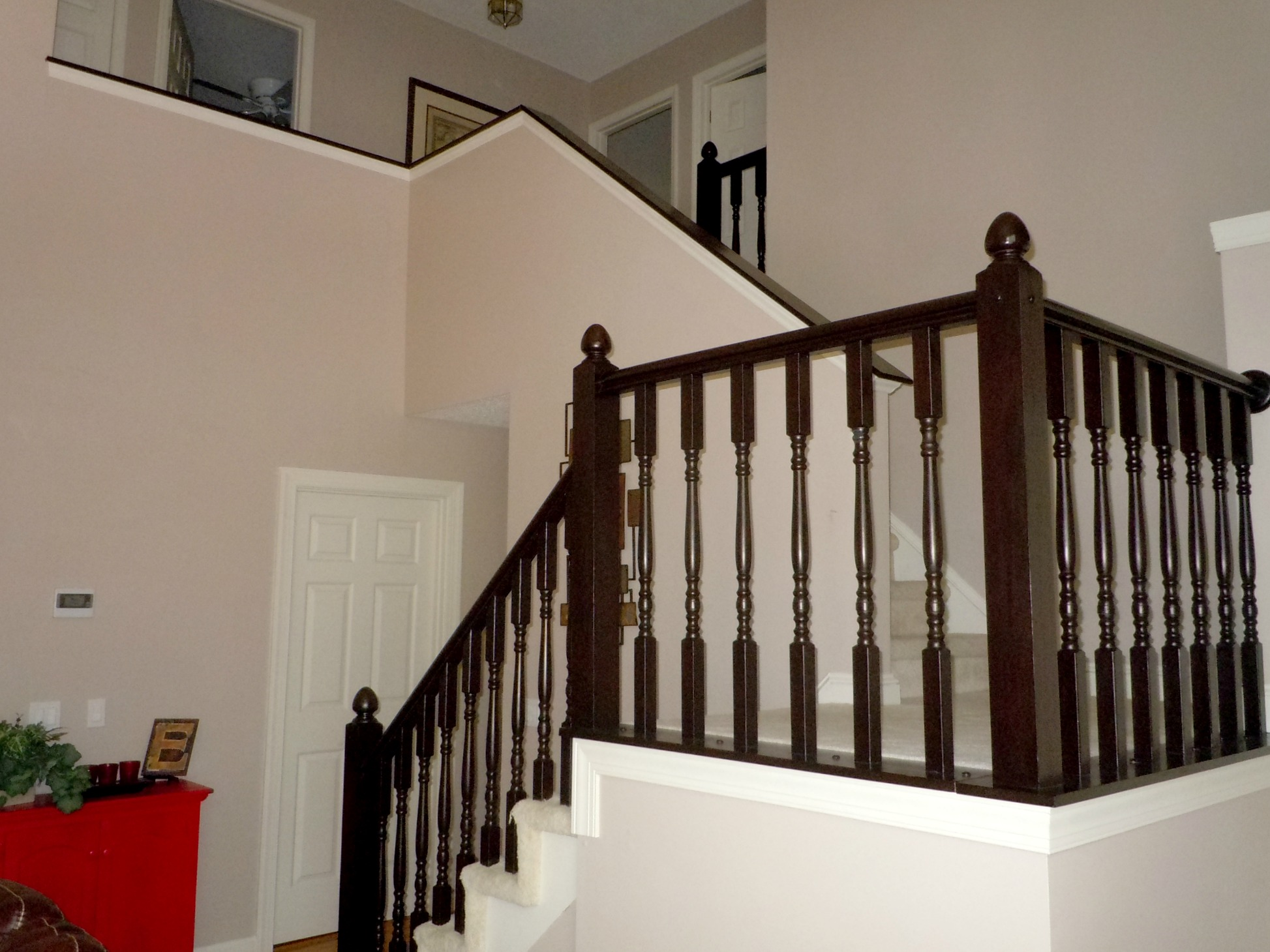 Stair Railing Ideas Staircase Makeover Banisters