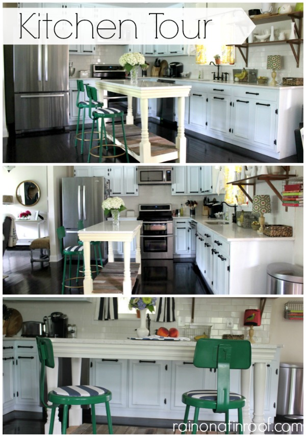 Remodelaholic 1960 S Ranch Kitchen Renovation With