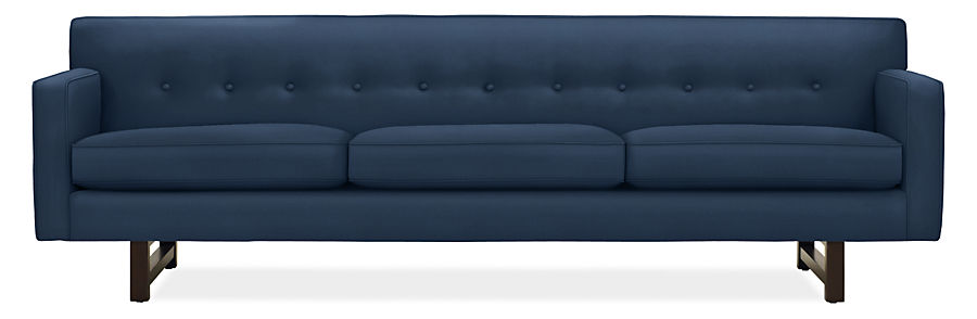 Remodelaholic best colors for your home navy blue for Room and board andre