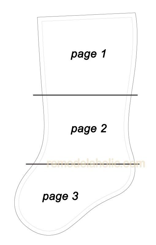 stocking pattern index
