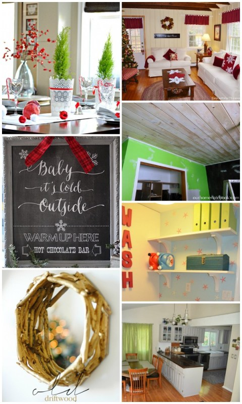 Featured on Remodelaholic.com #remodelaholicsanon #linkparty #diy #decor
