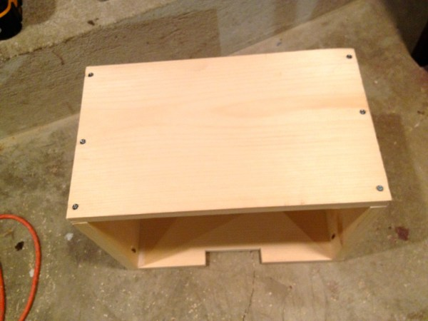 build a wooden drawer
