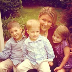Megan - The Campbell 5 - Remodelaholic Contributor