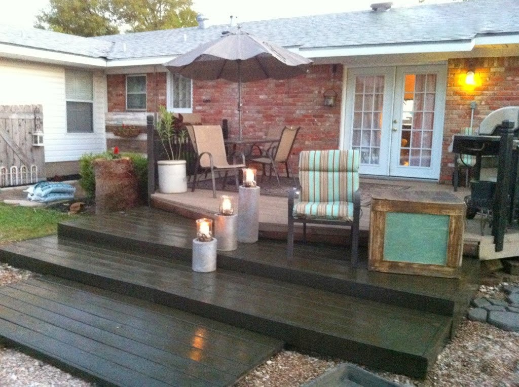 Build A Wooden Pallet Deck For Under 300