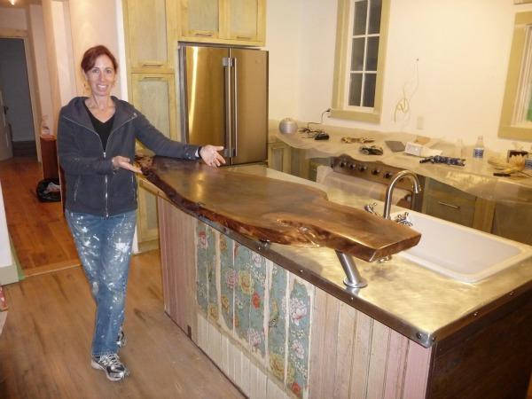 diy kitchen countertops. Black Bedroom Furniture Sets. Home Design Ideas