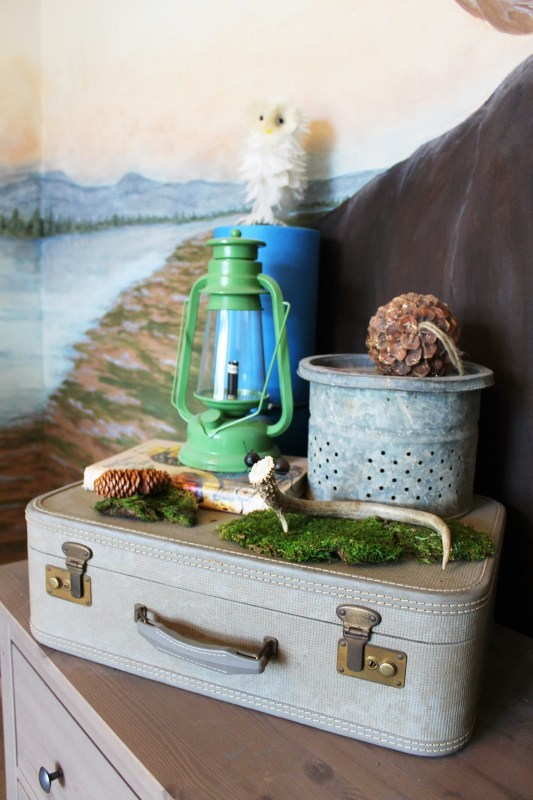 decorating a woodland themed kids room, The Ragged Wren on Remodelaholic