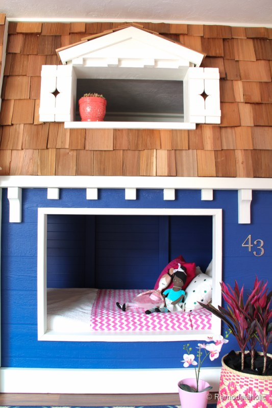 how to build a Bunk bed playhouse tutorial  (37 of 40)