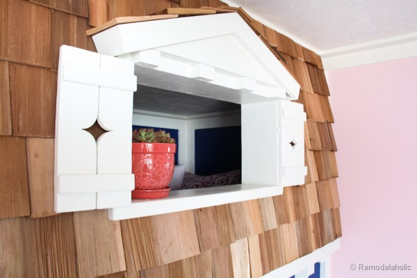 how to build a Bunk bed playhouse tutorial (38 of 40)