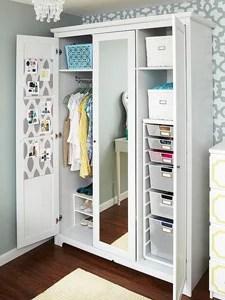 organized armoire thumb