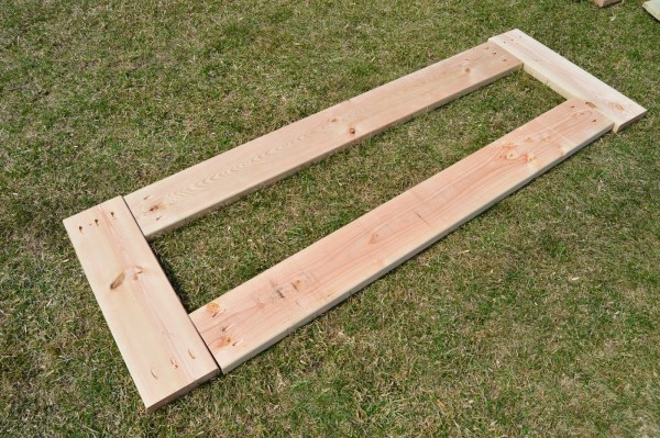 build patio table top with ice box 02, Kruse's Workshop on Remodelaholic