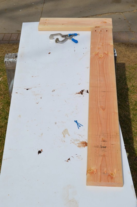 build patio table top with ice box 03, Kruse's Workshop on Remodelaholic