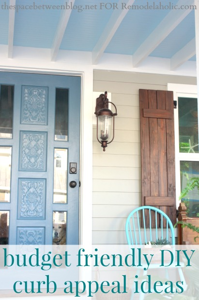 Remodelaholic 25 Curb Appeal Ideas