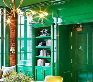 Best Colors For Your Home: Green