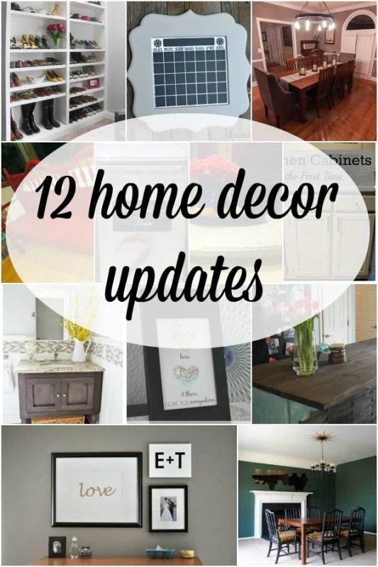 Home Decor Updates