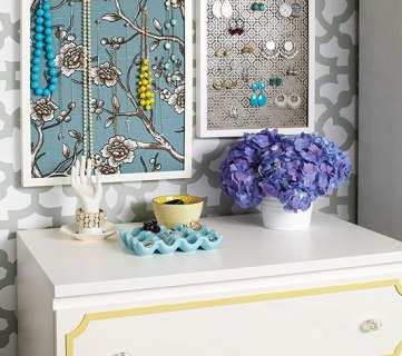 4 Simple Ideas to Revamp Your Jewelry Storage