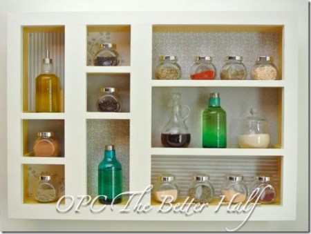 custom-built spice rack, One Project Closer on Remodelaholic