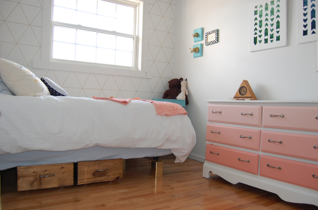 Diy Underbed Storage For Spare Room, DIY Passion On Remodelaholic