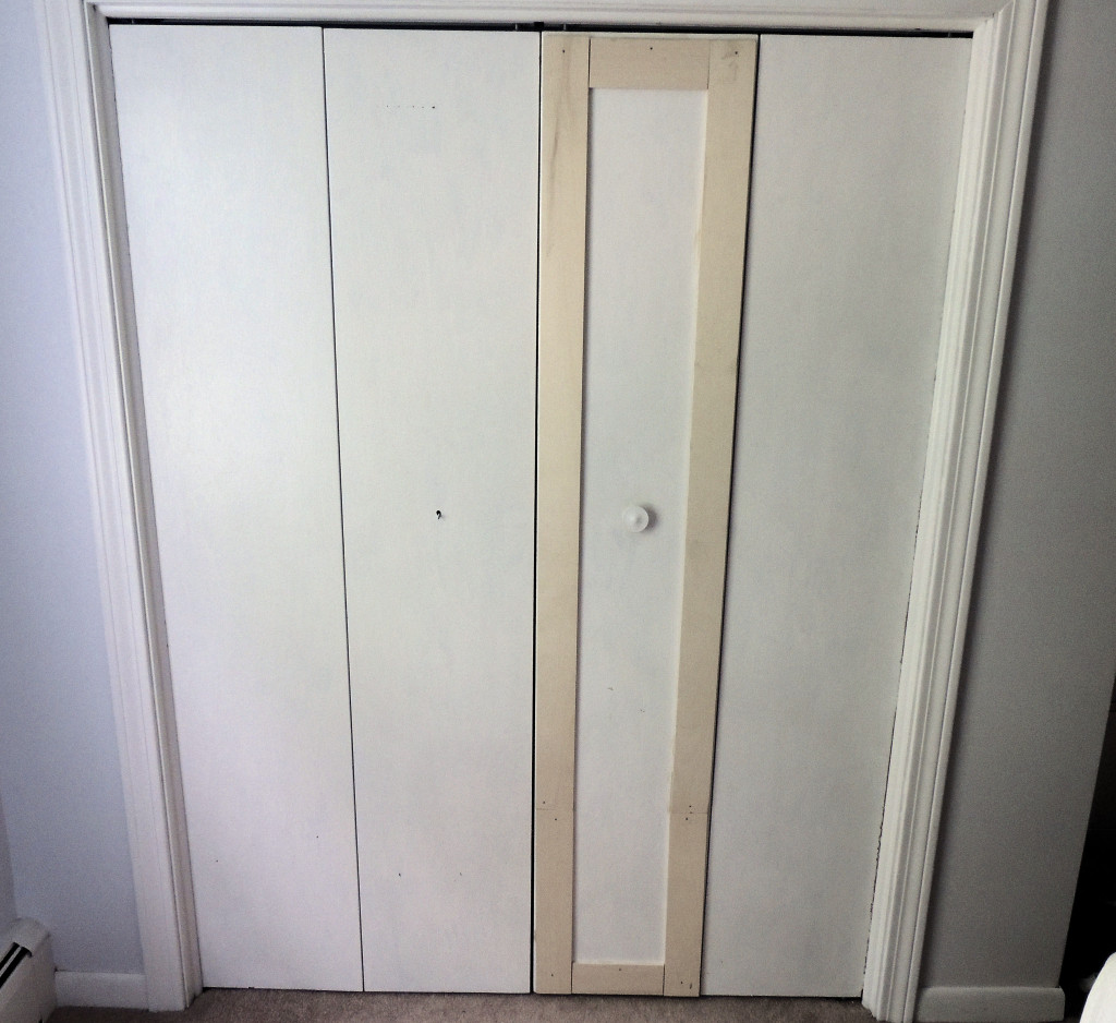High Quality How To Update Flat Closet Doors To Paneled French Doors, Wife In Progress  On Remodelaholic