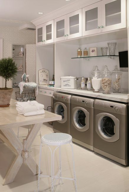 large Laundry room with great storage2