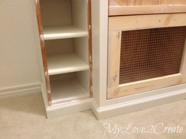 master closet tower trim, My Love 2 Create on Remodelaholic
