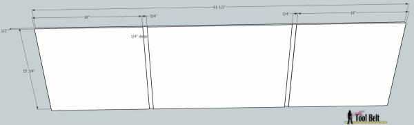 media center building plans - bridge 3, Her Tool Belt on Remodelaholic