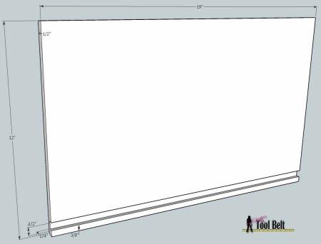 media center building plans - cabinets drawers 4, Her Tool Belt on Remodelaholic