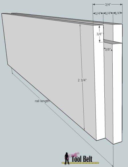 media center building plans - doors 2, Her Tool Belt on Remodelaholic