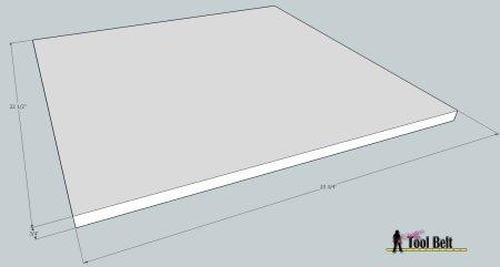 media center building plans - tv console 8, Her Tool Belt on Remodelaholic