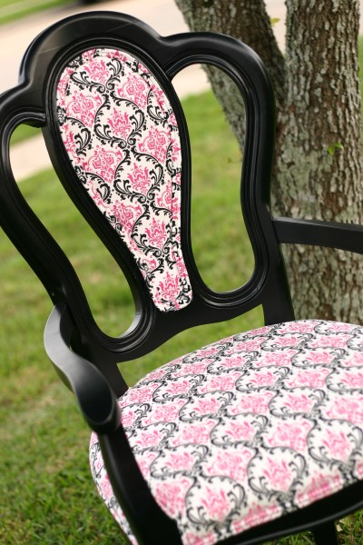 reupholster chair center