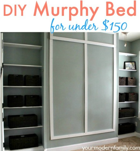 DIY-murphy-bed-your-modern-family