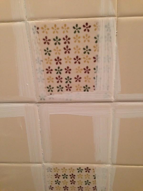 Painting Bathroom Tile Paint