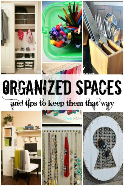 Organized Spaces