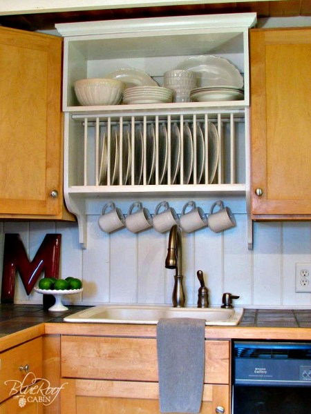 Decorating Above Kitchen Cabinets Ideas Display