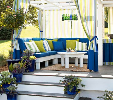 6 DIY Outdoor Furniture Ideas You Can Build Yourself!